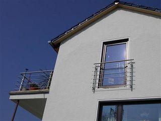 Franzosischer Balkon Aus Edelstahl Va24 De