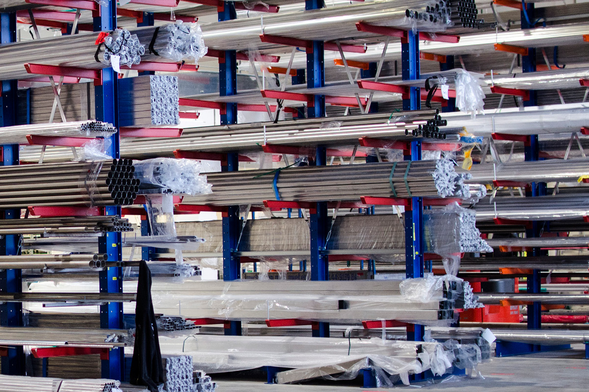 Edelstahl Quadrat Rechteck Vierkant Kasten Profil Rohr Stange V2A Nieroster Stah