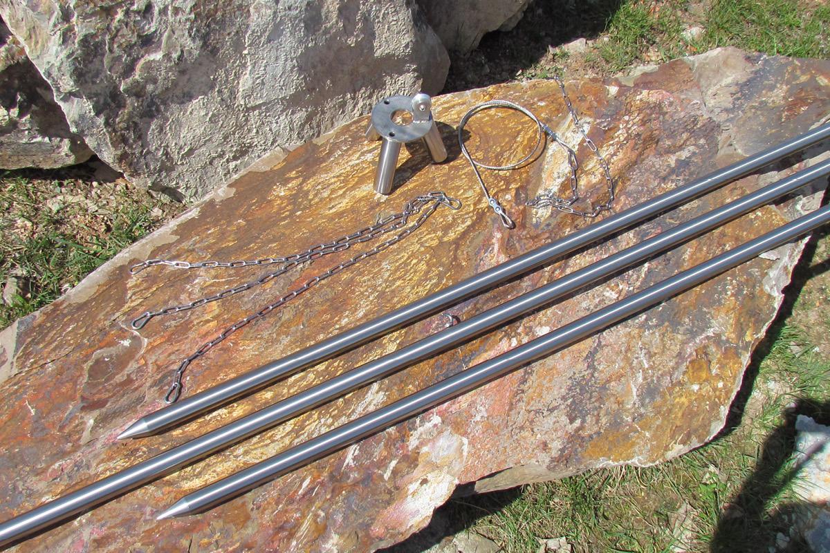 Wasserzapfsäulen Grills Und Feuerschalen Aus Edelstahl Va24de